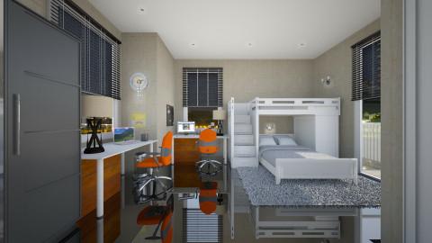 Jen - Bedroom - by sarimanok