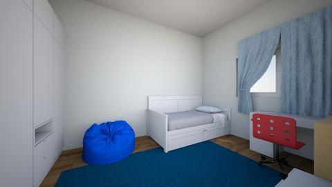 Pokoj ady - Kids room  - by AdaBsa