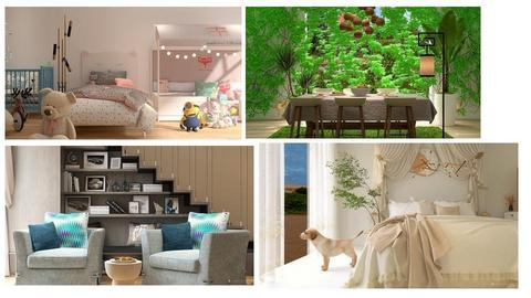 Room Design - by MB2006