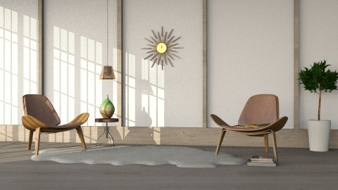1960 Modernist - Modern - Living room  - by Musicman