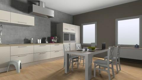 ujyr - Kitchen - by margot98