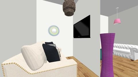 Bedroom - by GeekyGirl