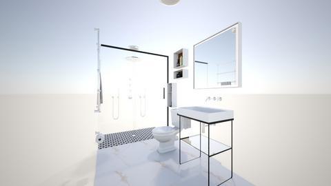 banodanieldiaz - Modern - Bathroom  - by danielosvaldo