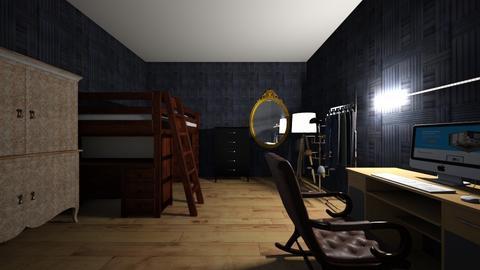 kamar - Bedroom  - by plow654l
