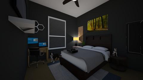 Nolans Bedroom - Bedroom  - by deleted_1605824206_NOLAN_L