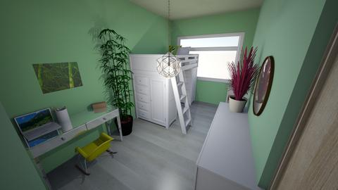 plant - Bedroom  - by Wild_And_Free