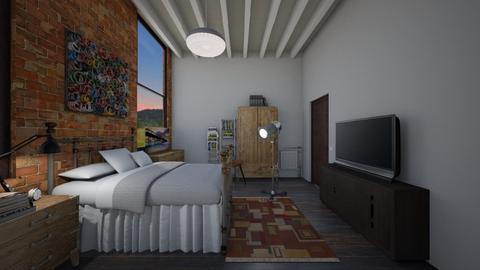 Original View - Bedroom  - by ZMF59795