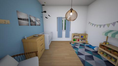 Baby room - Kids room  - by Marion_