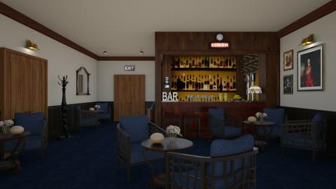 Bar Hotel Dukes - Retro - by deleted_1524667005_Elena68