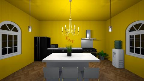 My Dream Kitchen - Modern - Kitchen  - by Enzoy