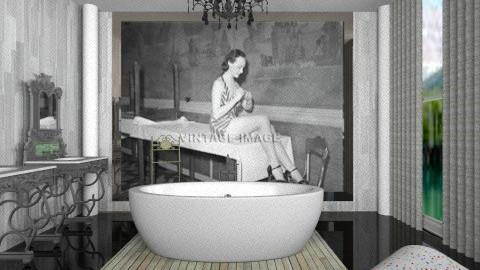 bbb - Bathroom  - by nouran1234