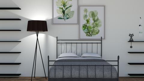 Bedroom pic challenge 1 - Bedroom  - by Aristar_bucks