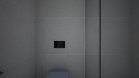 1bh - Bathroom  - by Architectdreams