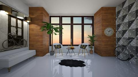 Bay Window Room_RICHNESS - Modern - by BeautifulB