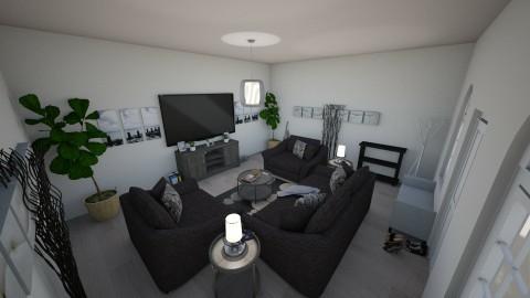 Living Room - by Eboni Bell