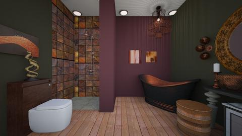 Hotel - Bathroom  - by Feeny