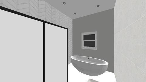 Main Bathroom - Bathroom  - by charlottemarts