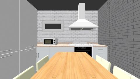 Canical Kitchen 2 - Kitchen  - by Filipaornelas16
