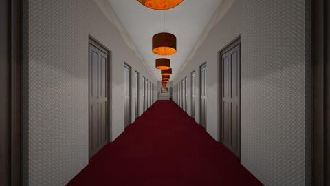 Hotel Creepy - by dylan64553