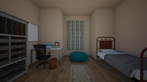 olafs room - Bedroom  - by MomoBeag