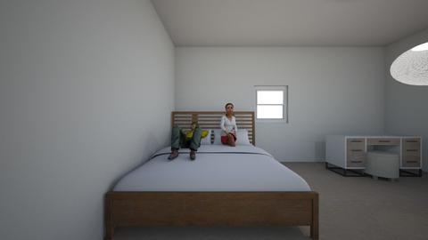 chan house - Modern - by gaddyst