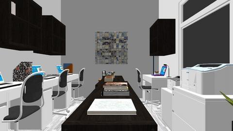 Escenario 3 - Office  - by Marielablz06