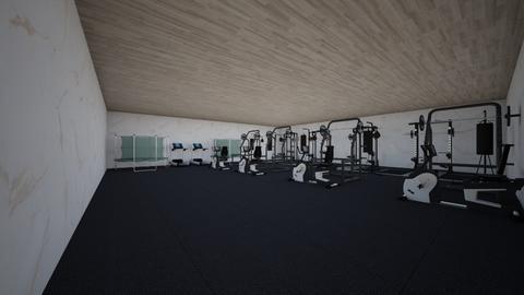 Alexanders gym - by Atc2010