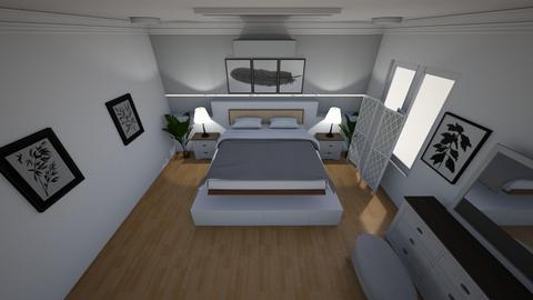 kamar impian - Bedroom  - by rizaladi