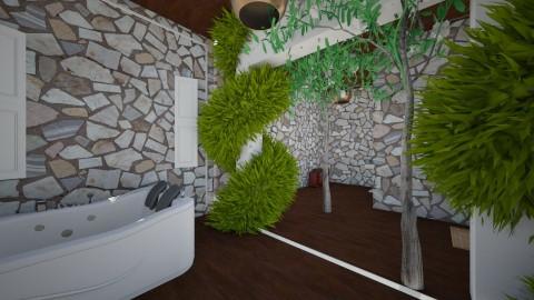 smarthouse - Eclectic - Bathroom  - by Martin Sandor