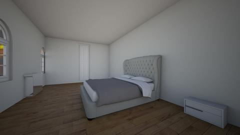 dream room  - Bedroom  - by gjessalyn