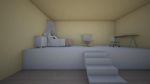 mspimentels bedroom - Classic - by Elaine_the_bold