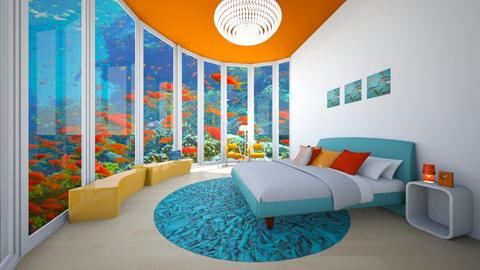 underwater remix - Modern - Bedroom - by Prodigy02
