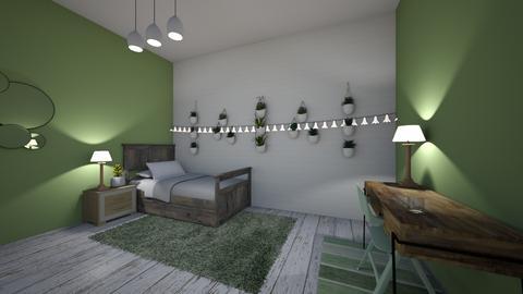 dream bedroom - Bedroom  - by loreleiii