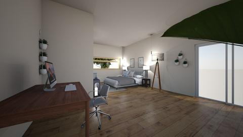 sofia paz - Modern - Bedroom  - by sofiapazarribas