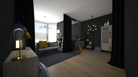 Nuteral BR - Bedroom  - by Xxblue_romanxX