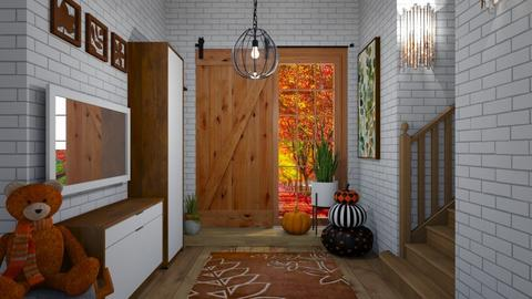Autunum love - by snjeskasmjeska