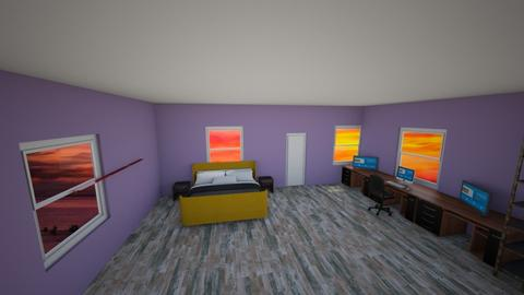 Contest entry OAK - Bedroom - by LohanR
