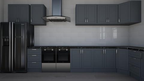 Modern Kitchen - Modern - Kitchen - by melanin_hony