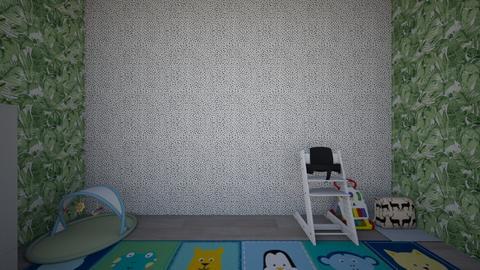 nursery - Kids room  - by rachealraspe