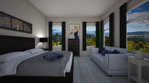 Modern - Bedroom - by VeroDale
