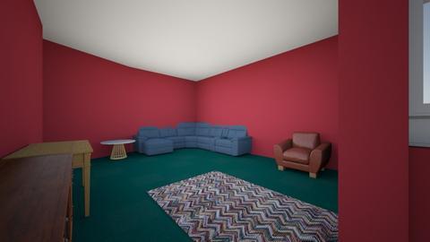 Cabin Living Room - Living room  - by Savannah Reicks