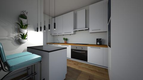 Dream kitchen - Kitchen  - by eezwaniey81