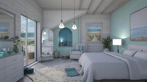 M_ S B B - Bedroom  - by milyca8