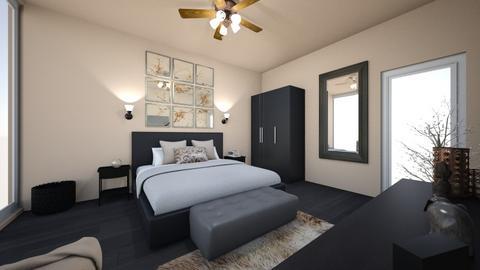 oriental bedroom 6 - Bedroom  - by olivianicole59
