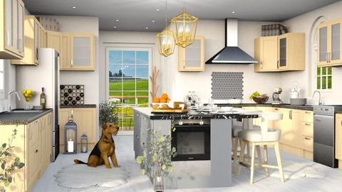 French Country Kitchen - Kitchen  - by millerfam