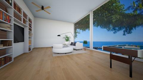 Wohnzimmer - Modern - Living room  - by ChZu