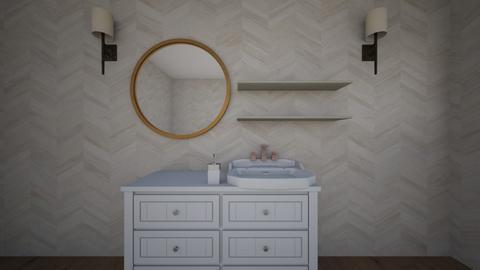 lavatorio  - Bathroom  - by alicia vieira