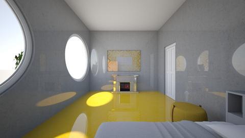 Peely The Bandannas  - Bedroom  - by Blake Munro