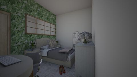 modern family - Modern - Bedroom  - by kat587494
