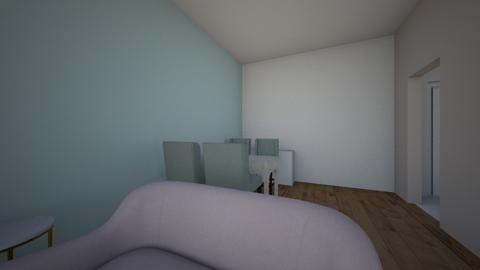 garzon1 nappali - Modern - Bedroom  - by furjespalotaslena